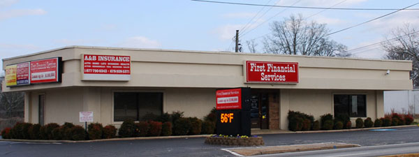 First Financial Services - Gainesville, GA